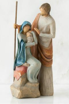 Willow Tree(r) by Susan Lordi, from DEMDACO The Holy Family - Alternate List Image