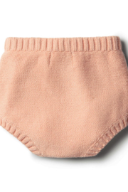 Wilson and Frenchy Knitted Nappy Pant - Front full body