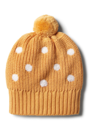Wilson and Frenchy Knitted Spot Hat - Product Mini Image