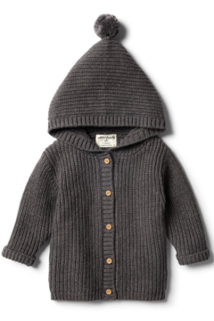 Wilson and Frenchy Rib Knitted Jacket - Product List Image