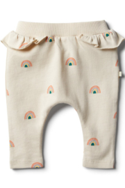 Wilson and Frenchy Ruffle Pant - Front cropped