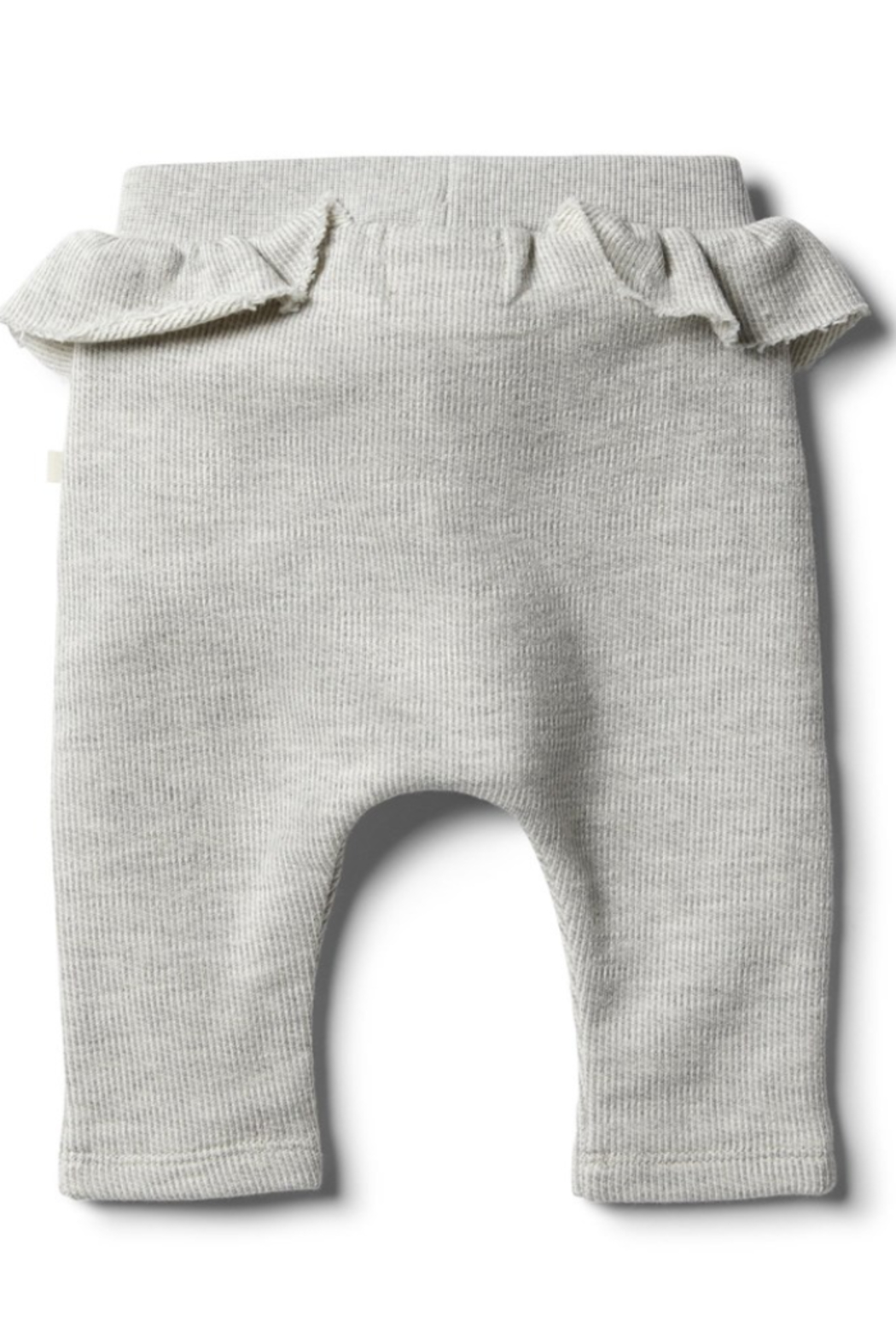 Wilson and Frenchy Ruffle Sweat Pant - Front Full Image