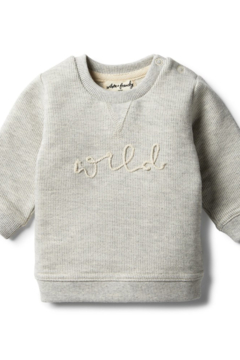 Wilson and Frenchy Sweat Shirt - Product List Image