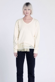 Wilt Crew Sweater - Front cropped