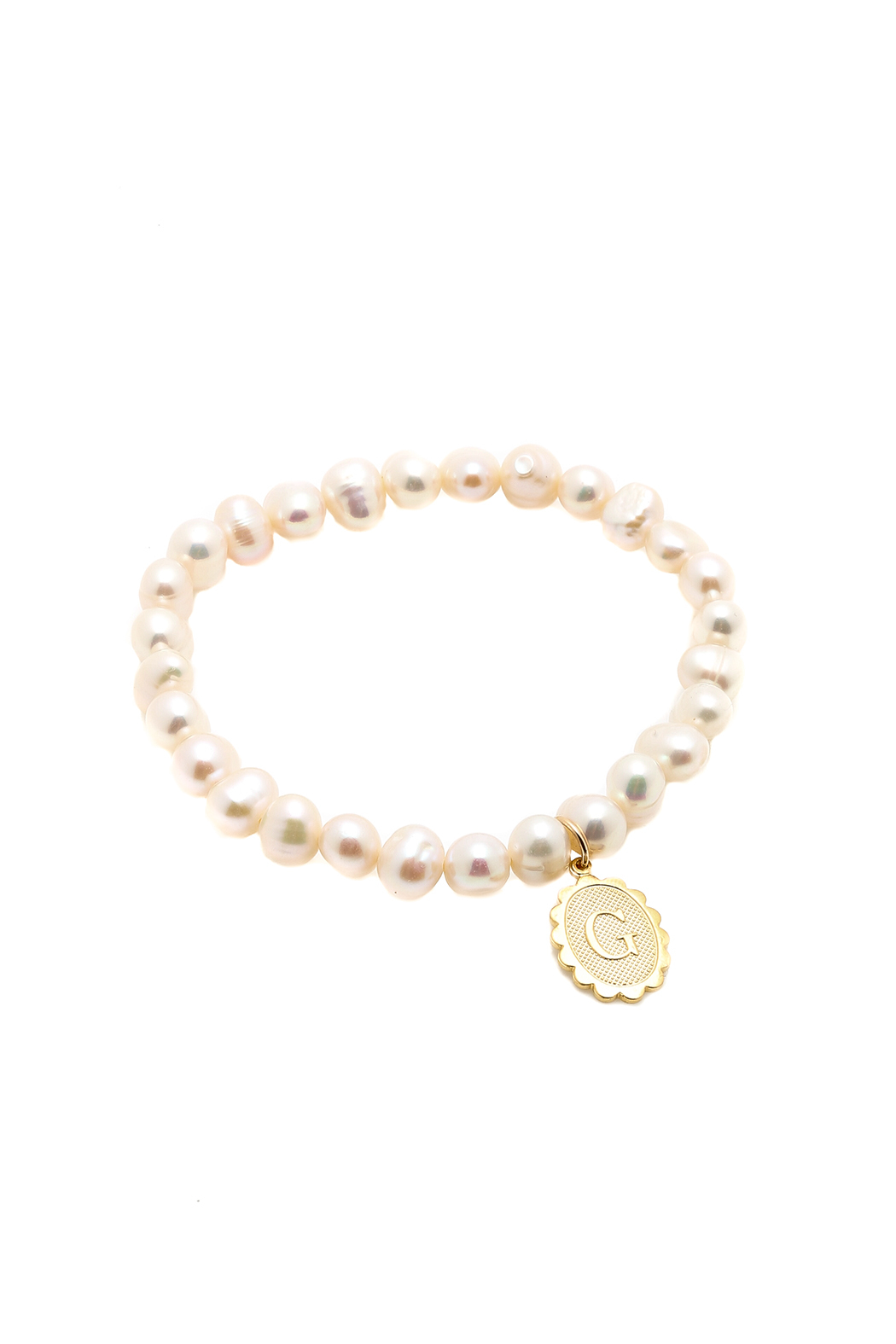 Wimberly Pearl Bracelet  Front Cropped Image