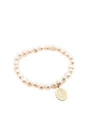 Wimberly Pearl Bracelet - Product Mini Image