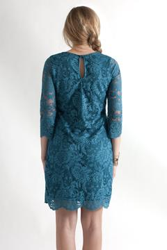Win Win Floral Lace Dress - Alternate List Image