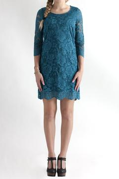 Win Win Floral Lace Dress - Product List Image