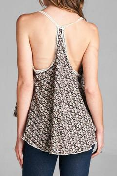 Shoptiques Product: Low Back Tank