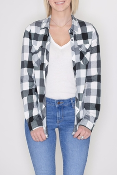 Win Win Plaid Button Down - Product List Image