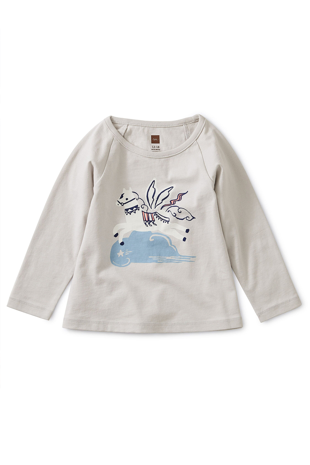 Tea Collection Wind Horse Storytelling Tee - Main Image