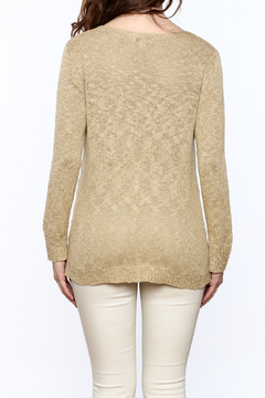 Wind River Pull Over Tunic Sweater - Alternate List Image