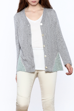 Wind River Whip Stitched Cardigan - Product List Image