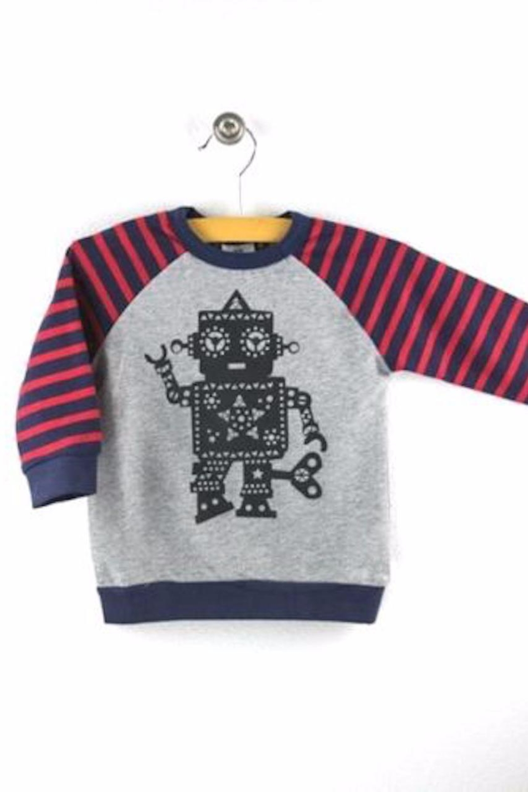 Hootkid Wind Up Sweatshirt - Main Image
