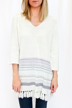 Wind River Laura Fringe Sweater - Product List Image