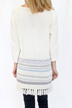 Wind River Laura Fringe Sweater - Alternate List Image