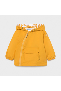 Mayoral Windbreaker With Striped Lining - Alternate List Image