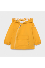 Mayoral Windbreaker With Striped Lining - Product Mini Image