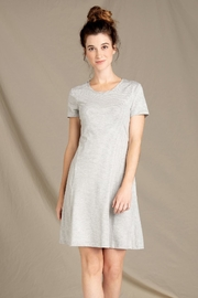 Toad & Co. Windemere Short-Sleeve Dress - Front cropped
