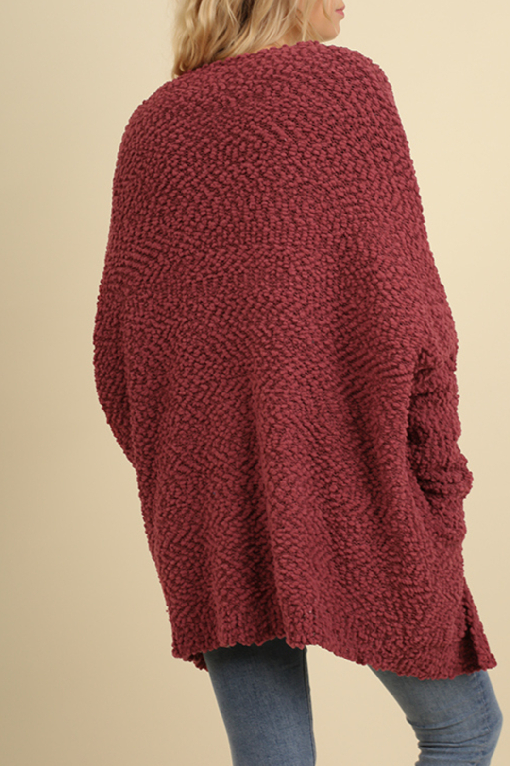 Umgee USA Winding Down sweater - Front Full Image