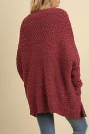 Umgee USA Winding Down sweater - Front full body