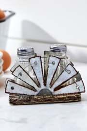 Giftcraft Inc.  Windmill S&P Shakers - Product Mini Image