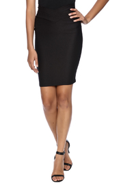 windsor Black Pencil Skirt - Product Mini Image