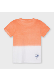 Mayoral Windsurfing Tee Shirt - Front full body