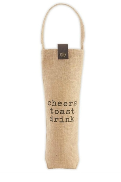 Mud Pie Wine Bag - Product List Image