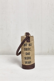 Mona B Wine Bag - Front cropped