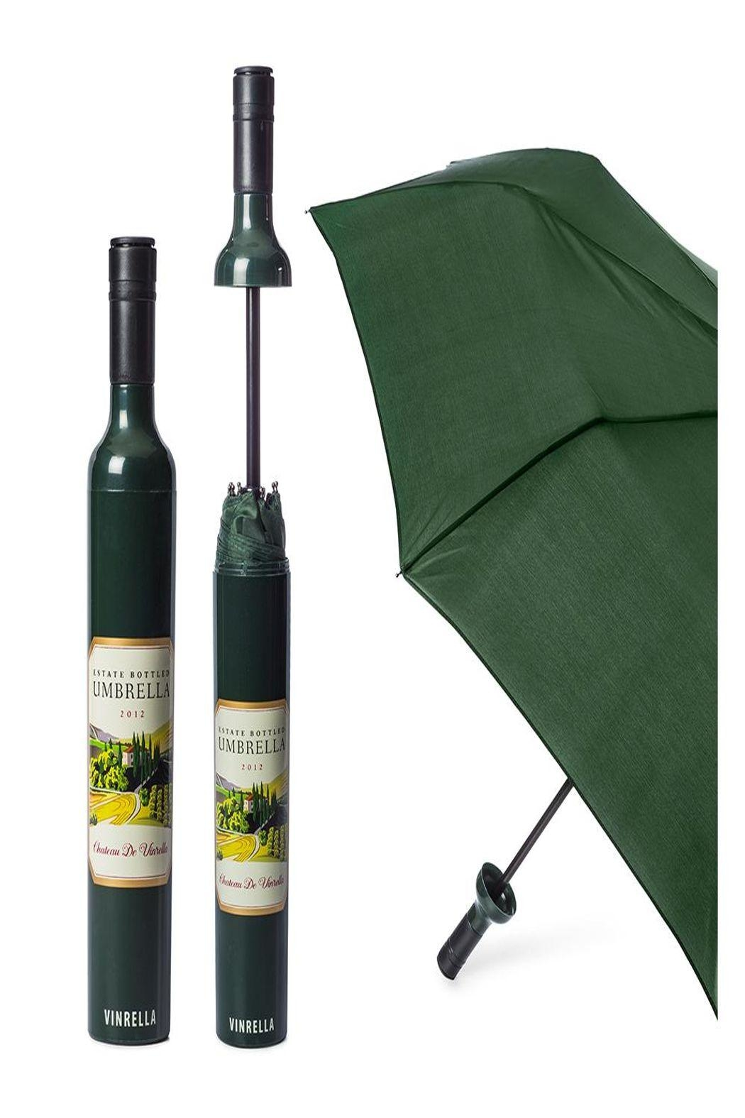 Vinrella Wine Bottle Umbrella - Main Image