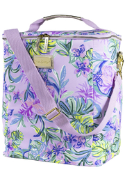 Lilly Pulitzer Wine Carrier - Front cropped