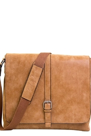 Porto Vino Wine Crossbody Bag - Front cropped