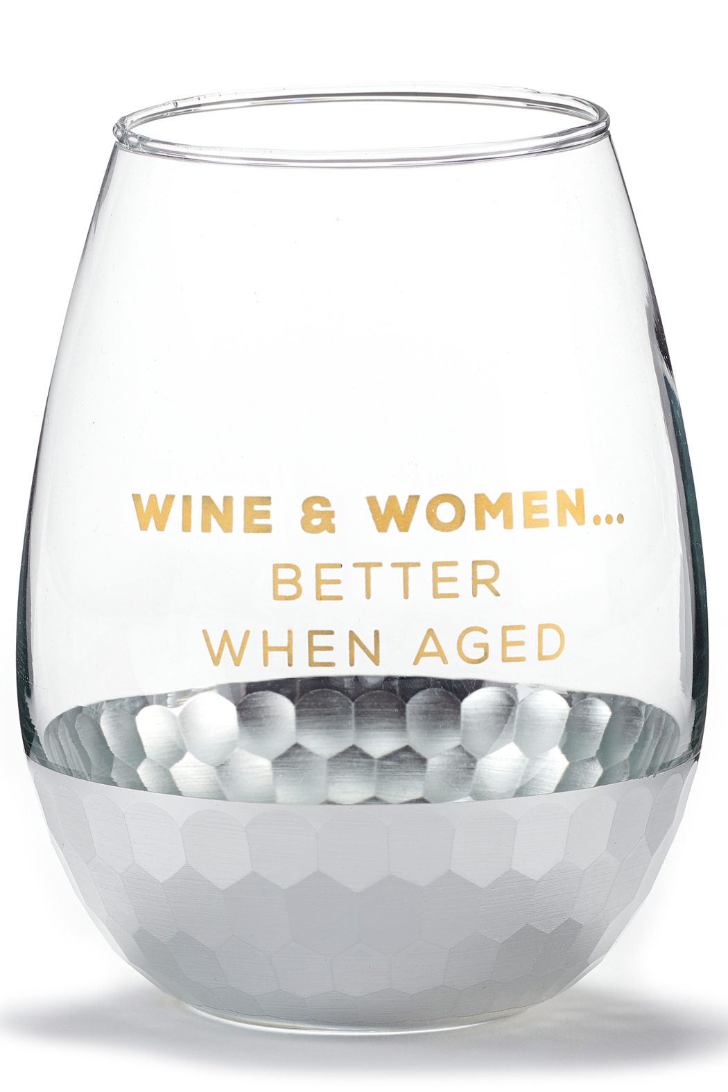 Giftcraft Inc.  Wine glasses - Front Cropped Image