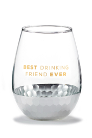 Giftcraft Inc.  Wine glasses - Product Mini Image
