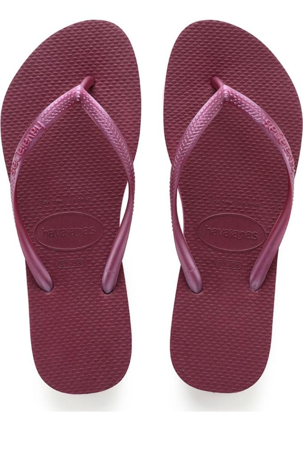 Havaianas Wine - Front Cropped Image