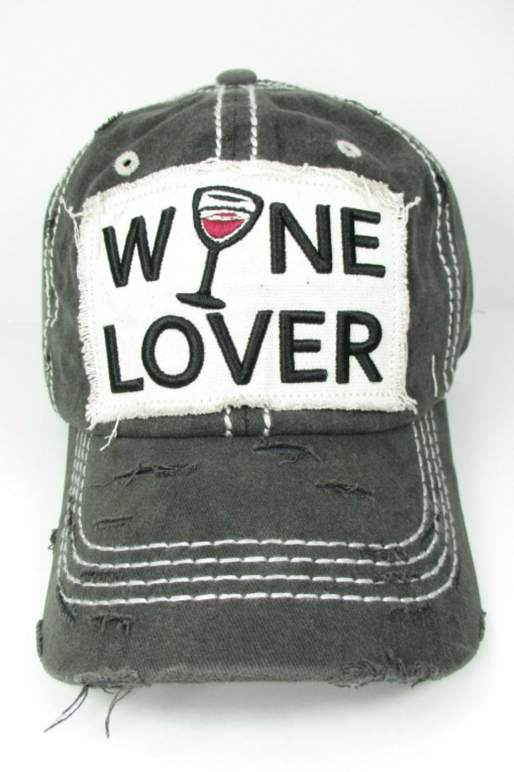 Imagine That Wine Lover Hat - Main Image