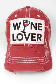 Imagine That Wine Lover Hat - Product Mini Image