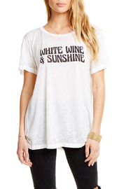 Chaser WINE & SUNSHINE TEE - Product Mini Image