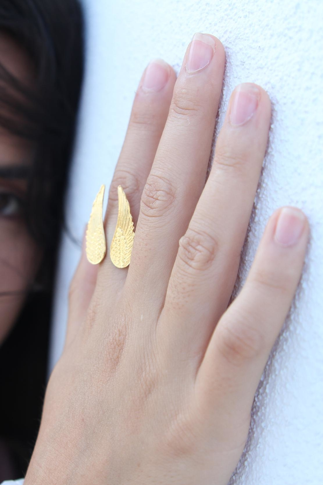 Mayes Accesorios Wing Ring - Main Image