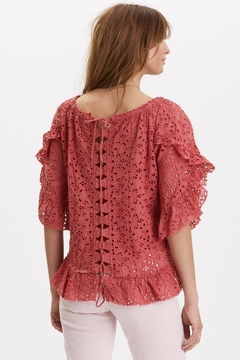 Odd Molly Wing Vibes Blouse - Alternate List Image