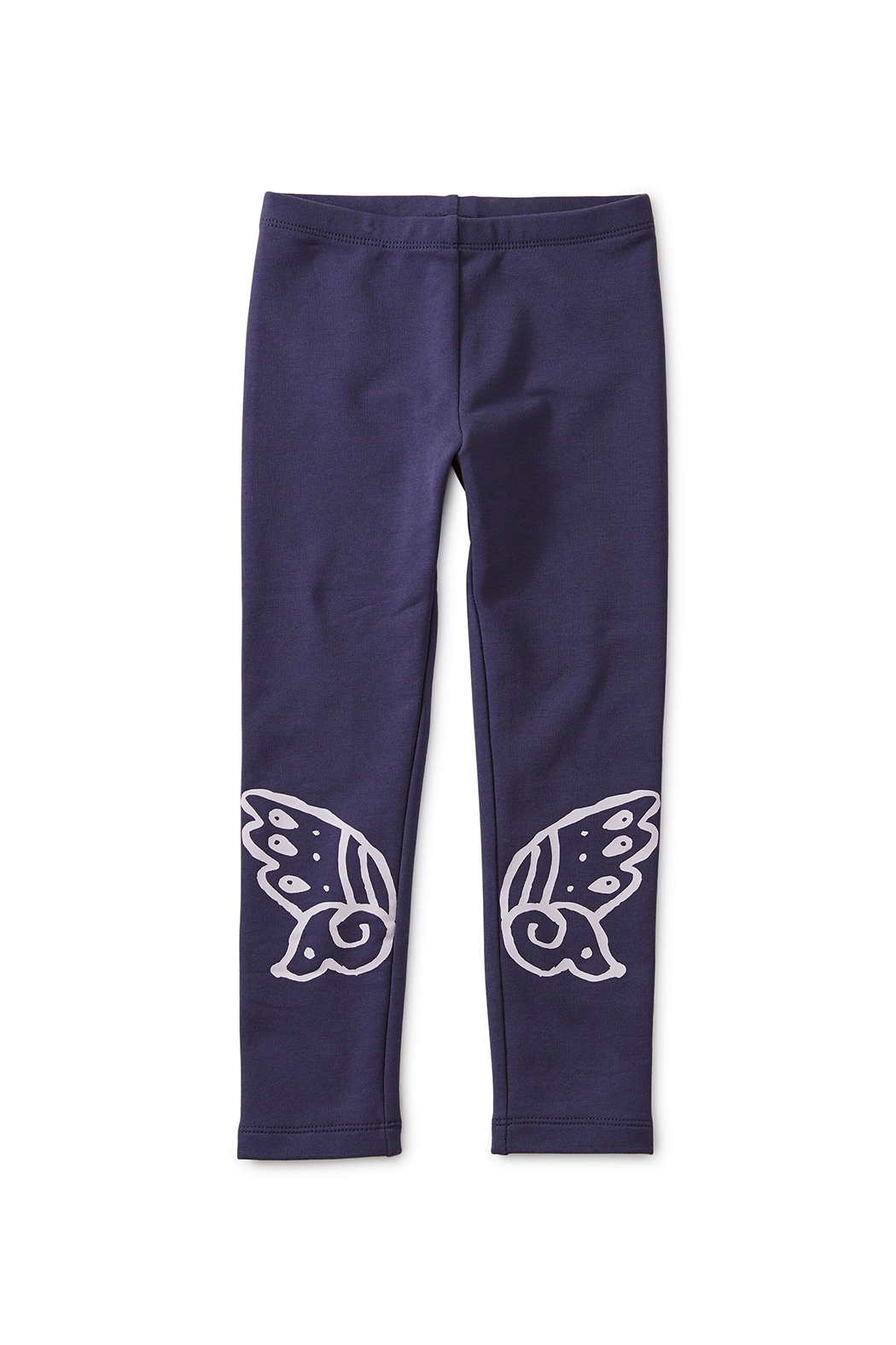 Tea Collection Winged Cozy Leggings - Front Full Image