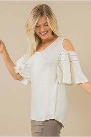 Simply Noelle Winging It Cold-Shoulder - Product Mini Image