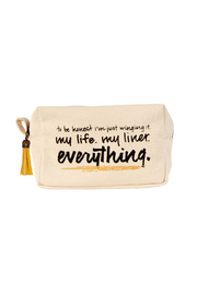 bops Winging It Zippered Pouch - Product Mini Image