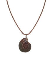 Wings Hawai'i Ammonite Necklace - Product Mini Image