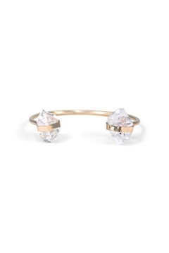 Wings Hawai'i Herkimer Diamond Cuff - Alternate List Image