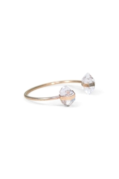 Wings Hawai'i Herkimer Diamond Cuff - Product List Image