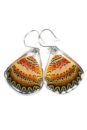 Wingstitution Biblis Butterfly Earrings - Product Mini Image