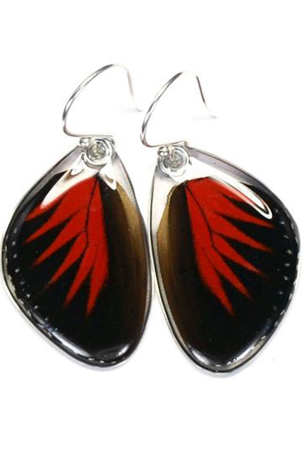 Wingstitution Doris Butterfly Earrings - Main Image
