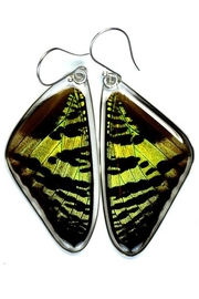 Wingstitution Sunset Butterfly Earrings - Product Mini Image